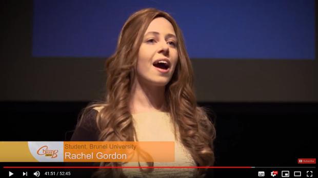 Rachel Chrissy B Show 2